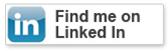 Find me on LinkedIn